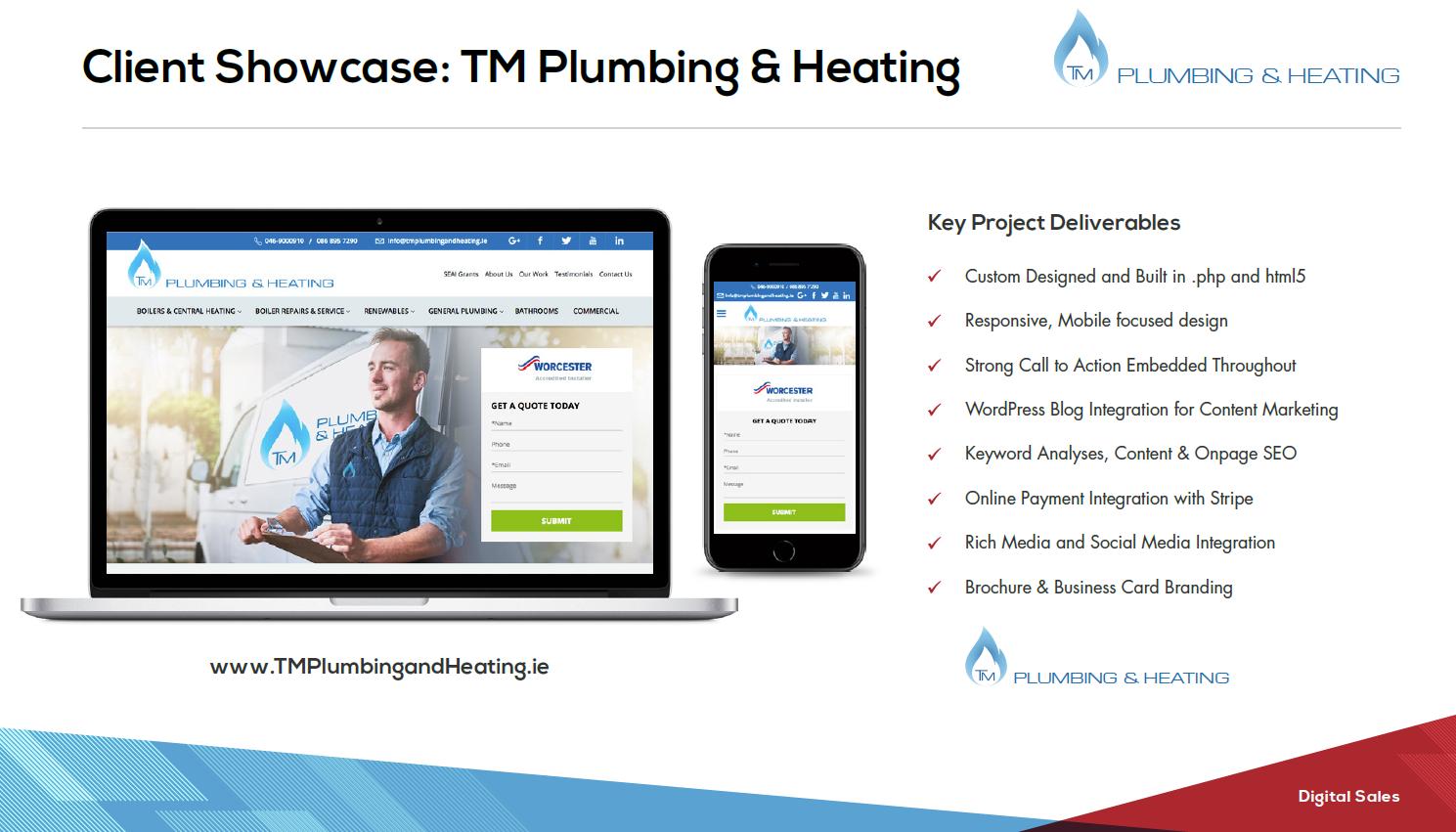 www.TMPlumbing&Heating.ie